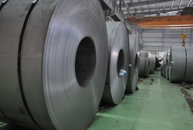 China Cold rolled steel coil,JIS G 3141 SPCD / SPCE / SPCC-1B Cold Rolled Steel Coils With 750-1010, 1220, 1250mm Width supplier