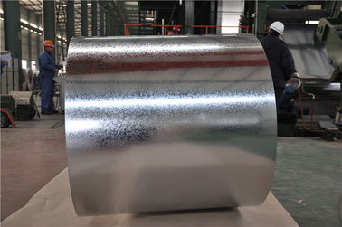 China 60 - 275g /m2 Hot Dipped Galvanized Steel Coil With ASTM A653 / SGCC / DX51D distributor